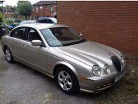 Jaguar S Type swaps px why?!?