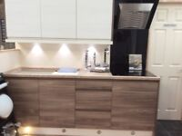 Ex display kitchen units