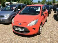 Ford, KA, Hatchback, 2009, Manual, 1242 (cc), 3 doors @Aylsham Road Affordable Cars