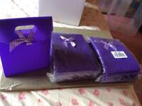 Brand new jewellery boxes