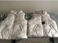 GAP Kids Gilet new in two sizes 6-7 & 8-9 yrs