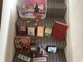 Job Lot Of assorted goods two pound for the lot