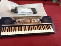 Yamaha PSR 282 Electronic Keyboard