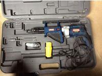 Ryobi ESD 60-40v. Self loading screw gun. £50ono.