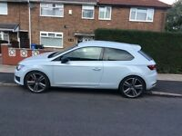 Leon cupra cat d 380bhp upgraded clutc anti roll bars bargain at £11250 ono golf Gti s3 s4 bmw