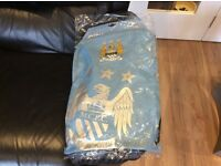 Manchester City drawstring gym bag