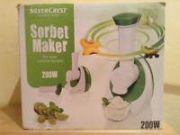 Sorbet Maker