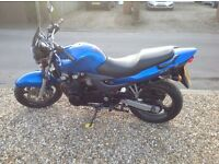 Kawasaki ZR750-F3 very low mileage only 7363, New Chain, And Rear Tyre, plus many extras,
