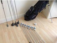 Brand new set of titleist golf clubs £40
