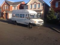 LDV Convoy 14 seat High Top Minibus for sale