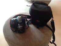 Canon EOS 450D digital SLR