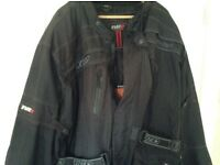 Men's winter motorcycle jacket