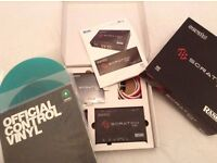 Serato Scratch DVS Vinyl Timecode + CD's + Extra's!