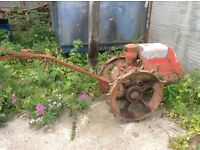ROWTRAC TRACTOR 1930 COULD BE RARE HAS BEEN IN STORAGE FOR YEARS