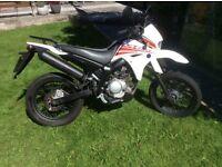 XT125X Motorbike