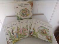Peter Rabbit books Library