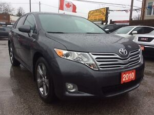 2010 Toyota Venza Leather Bk-Up Cam Bluetooth Sunroof LOADED