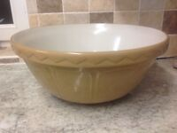 X Large Mixing Bowl, exc condition
