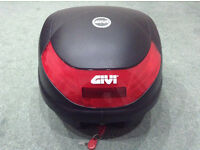 Givi E300 Topbox (New Condition)
