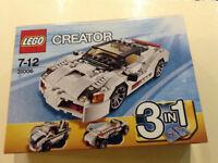 Lego creator 3 in 1 vehicle 31006 Highway Speedster