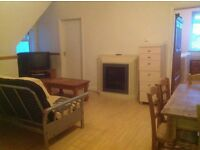 First Floor One Bedroom Flat. Would suit single prof' person. Sale Area /None smoker/No DSS.