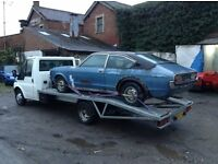Spares / Repairs Cars Wanted. Dont Just Scrap Your Car. Recycle it!! Keep others like yours going!