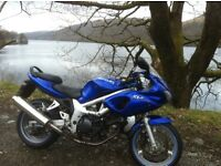 After a touring shaft drive bike xj900 or similar type of bike