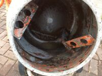 Belle petrol mixer