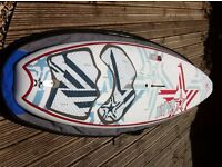 Fanatic Ripper Kids Windsurfing Board, Board Bag and Rig... Fantastic Fun For Kids!