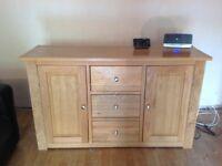 oak sideboard *****REDUCED ****