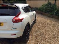 Nissan Juke acenta premium + extras