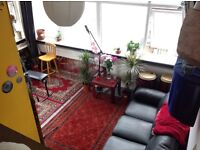 Sublet in sunny creative warehouse conversion