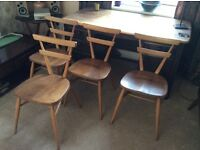 ercol dining tables chairs for sale page 6 9 gumtree