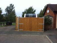Handmade gates