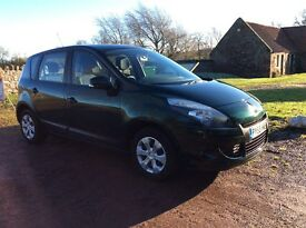 Renault Megane Scenic 1.5 dci Expression ..... now reduced price