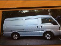 Mazda van E2200 very clean 4 it's age years mot drives well