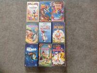 Children's video selection
