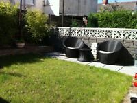 Double room to share in a homely home with a sunny garden. All bills inc. Private landlord, no fees
