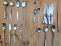 Viners Love Story cutlery