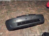 Vauxhall combo van front bumper £15