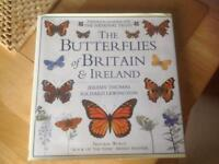 The Butterflies of Britain and Ireland by Jeremy Thomas and Richard Lewington