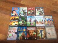 DVD mixed set