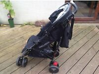Maclaren Techno XT pushchair - suitable from birth to young child