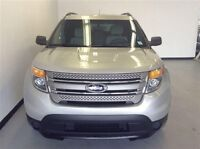 2013 Ford Explorer 4x4 7 Passenger