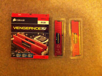 8GB Corsair Vengeance Low Profile DDR3 Desktop RAM
