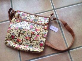 Owl crossbody bag by Elizabeth Rose