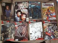 Small bundle of comics