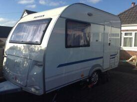 ADRIA ALTEA 360LT,3 berth caravan