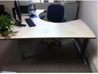 *** FREE OFFICE FURNITURE - CLEARANCE - DESKS, CHAIRS, CABINETS ***