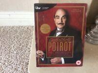 Brand new Poirot DVD box set series 1-13